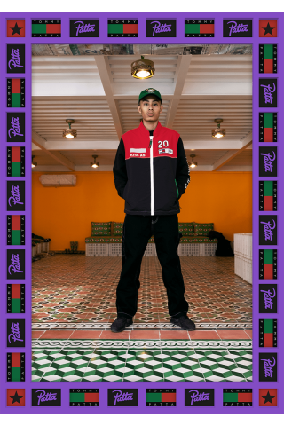 Patta and Tommy Hilfiger Capsule Collection