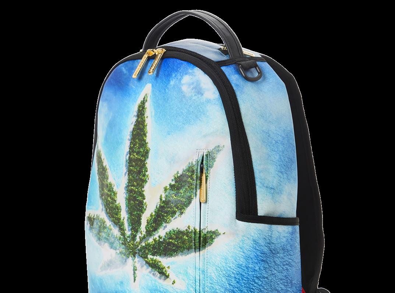 Sprayground Launching Limited Edtion Backpack To Celebrate 4/20