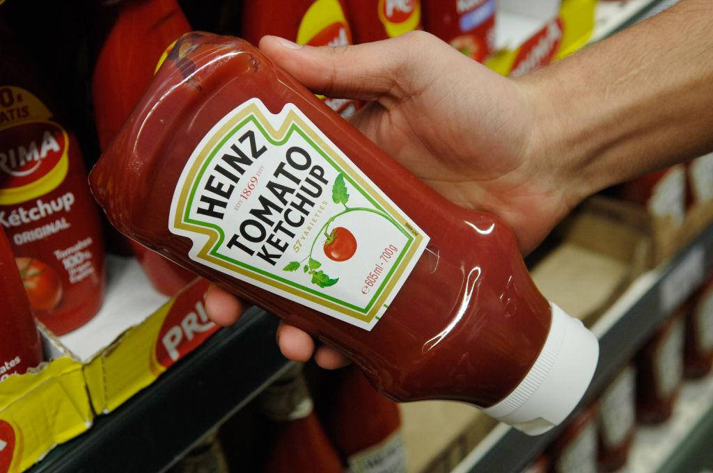 Heinz,ketchup