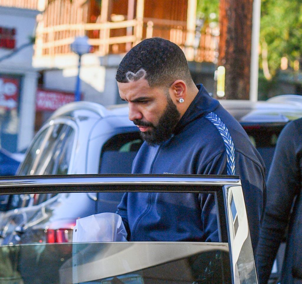 Celebrity Sightings In Los Angeles - April 2 2021