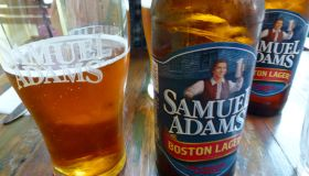 USA - New York City - Sam Adams Bier