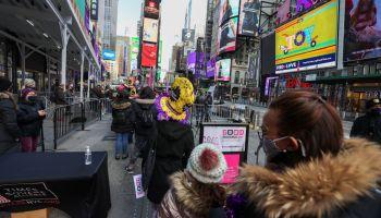 Good Riddance Day in New York