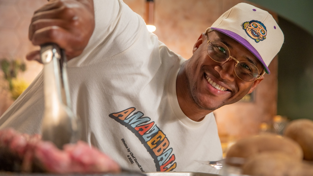 NFL Athlete & Chef Derrell Smith Stars New Tastemade Series