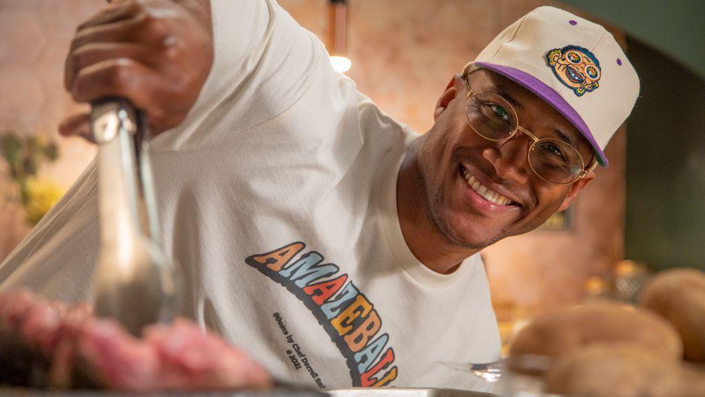 NFL Athlete & Chef Derrell Smith Stars New Tastemade Series
