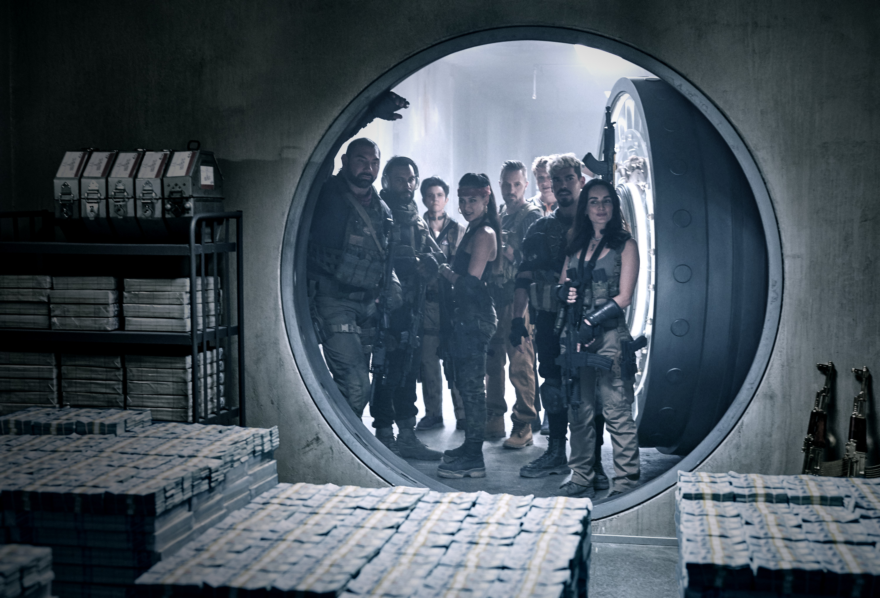 Watch The First Trailer For Zack Snyder's 'Army of The Dead'