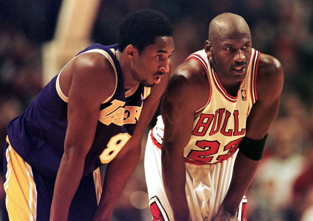 Michael Jordan Will Induct Kobe Bryant Into The Hall of Fame