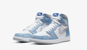"""Nike Air Jordan 1 """"Hyper Royal"""""""