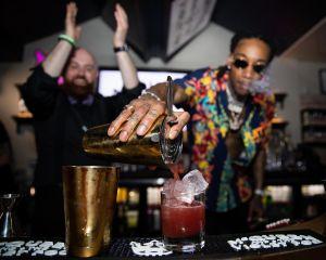 Wiz Khalifa 4/20 McQueen and the Violet Fog
