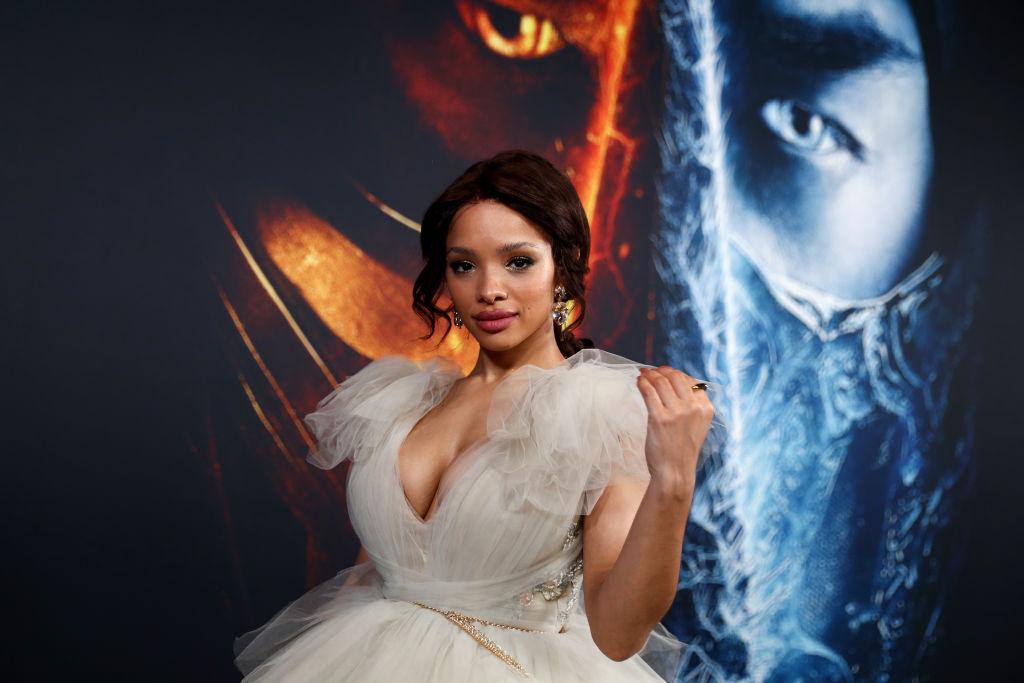 Fans Praise Sisi Stringer For Her Performance As Mileena In 'Mortal Kombat'