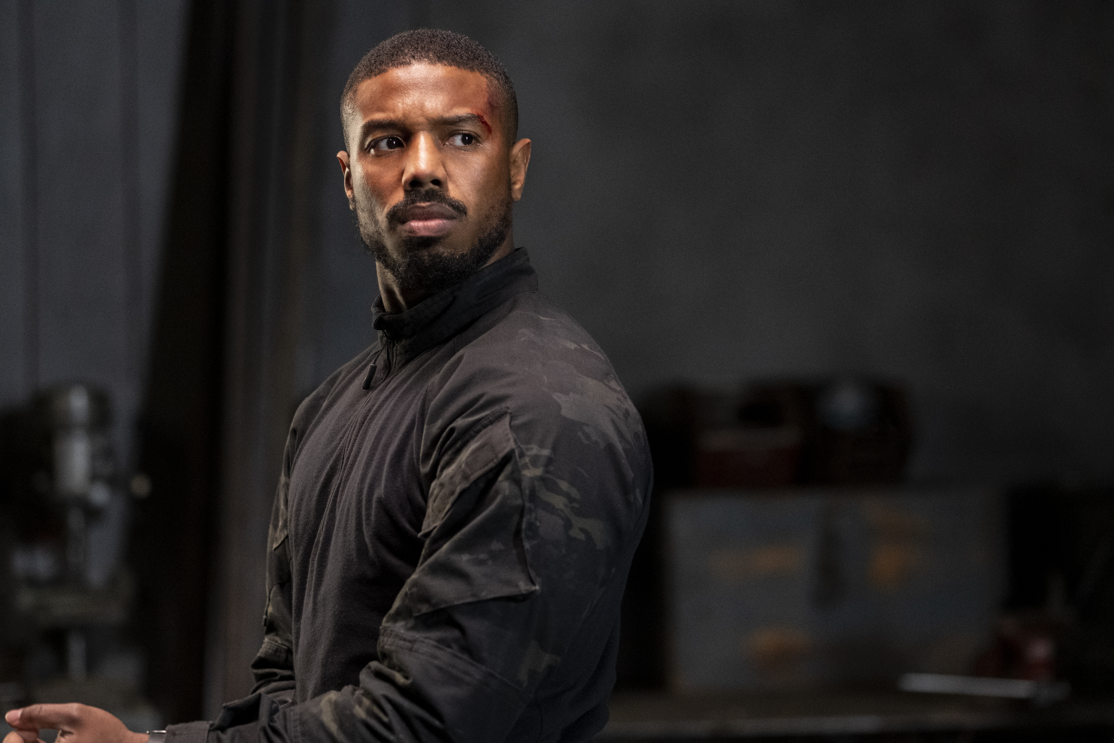 """Michael B.Jordan Talks 'Without Remorse"""" With Cassius Life"""