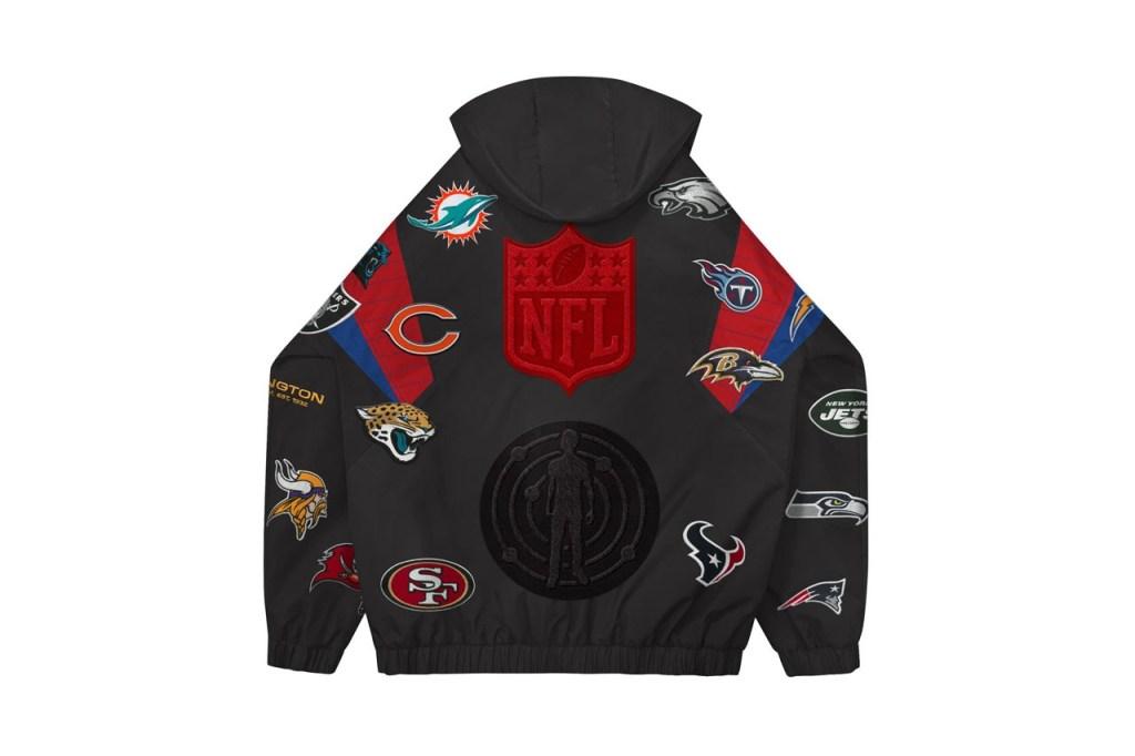 Kid Cudi Teams Up With the NFL Draft Week Starter Jacket