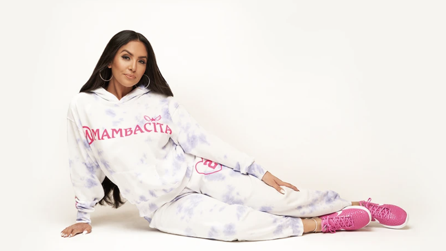NBA & Celebrities Support Vanessa Bryant's Mambacita Limited Collection