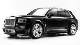 Rolls Royce X Chrome Hearts for Drake