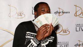 Meek Mill Launches Residency At Drai's Beach Club - Nightclub In Las Vegas