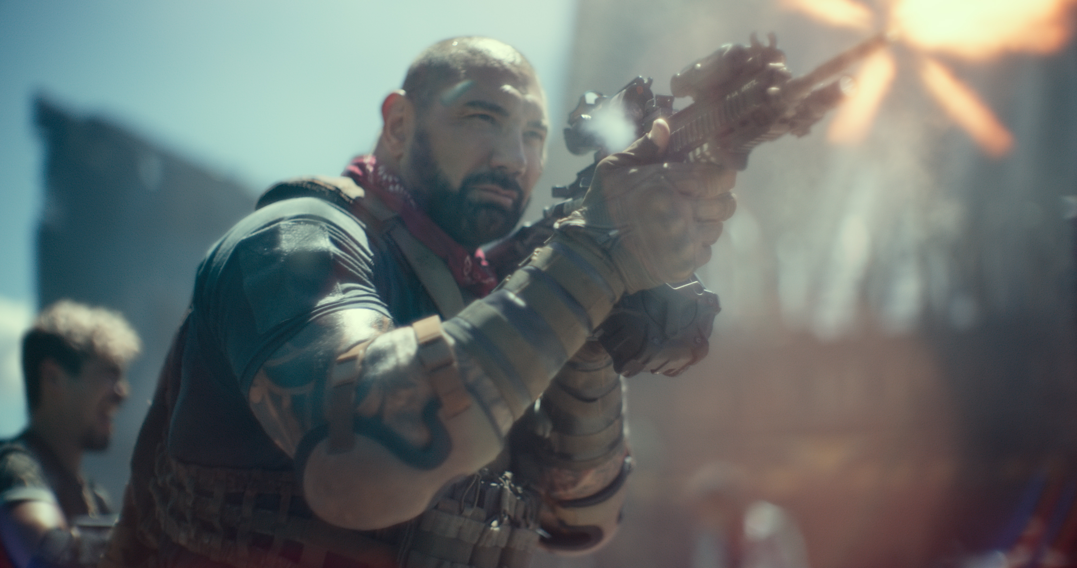 Dave Bautista Reveals Why He Really Wanted To Work With Zack Snyder