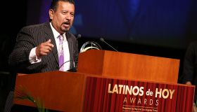 The '2014 Latinos De Hoy Awards' Presented By Hoy And Los Angeles Times