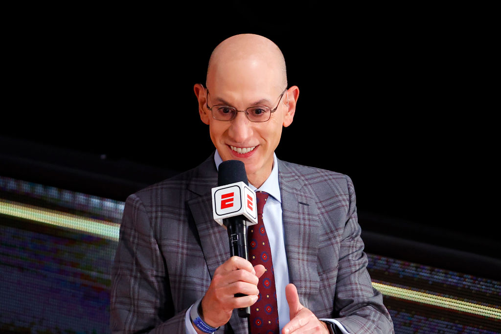 Adam Silver Says He Wants The NBA Play-In Tournament To Stay