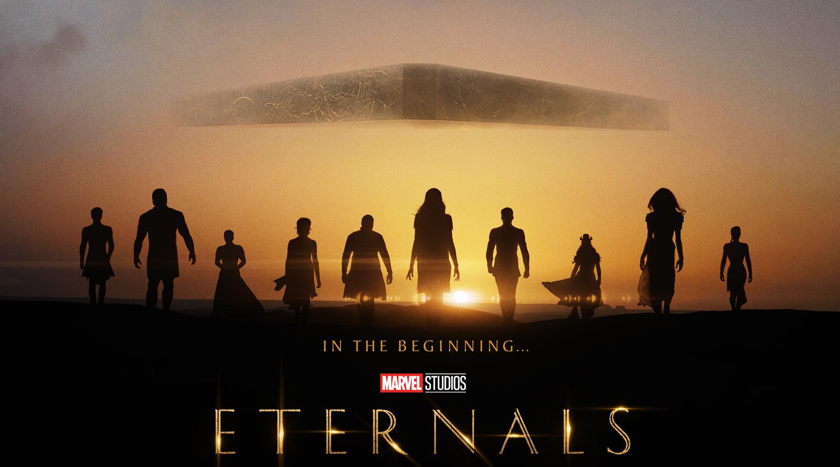 Marvel Eternals assets