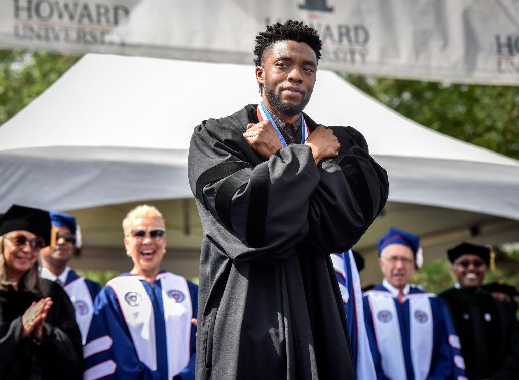 Howard University Renaming College of Fine Arts To Honor Chadwick Boseman