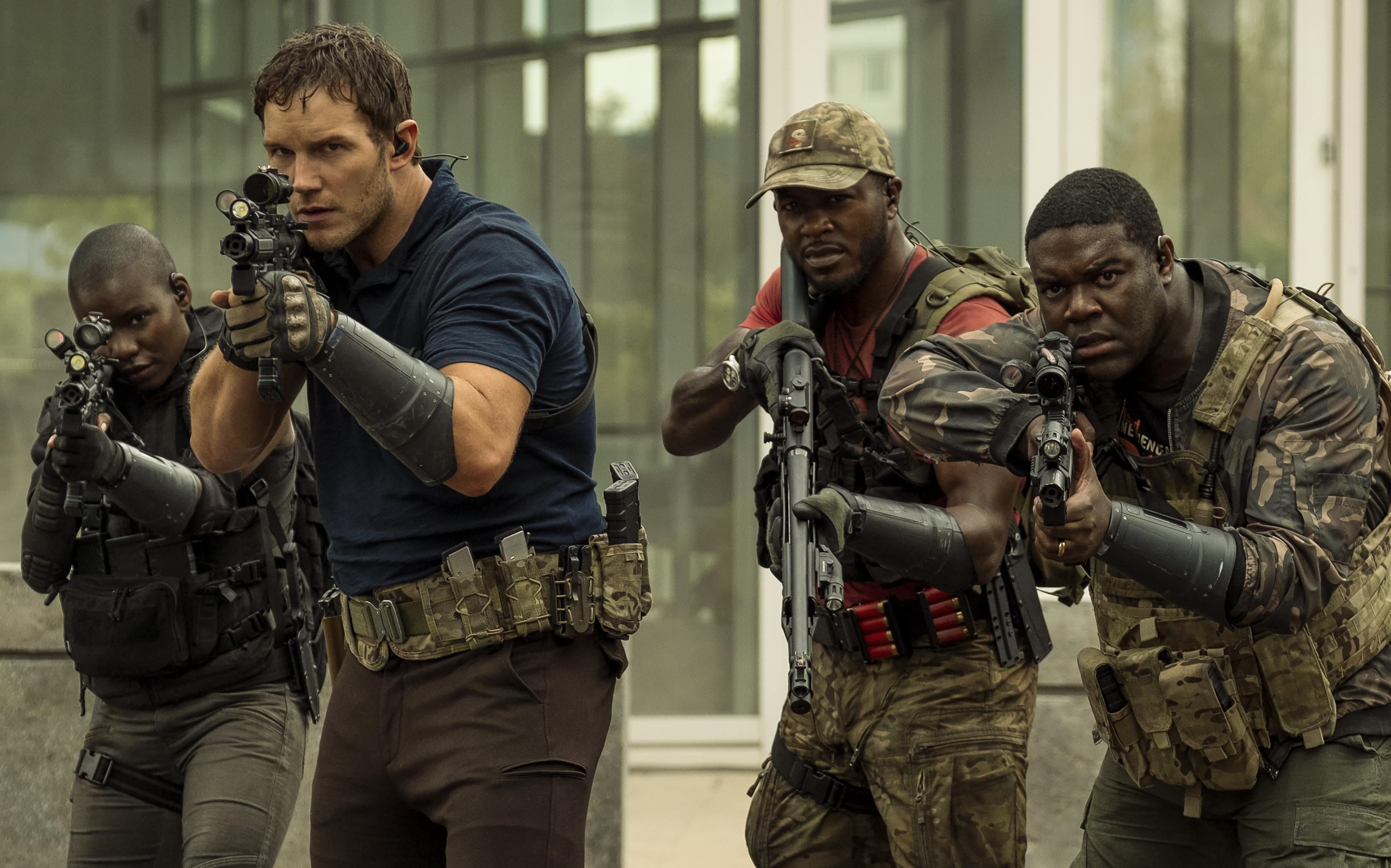Watch The First Trailer For Chris Pratt's Sci-Fi Epic 'The Tomorrow War'