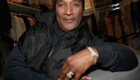 Paul Mooney Photo Shoot at The Apollo Theater- January 5, 2008