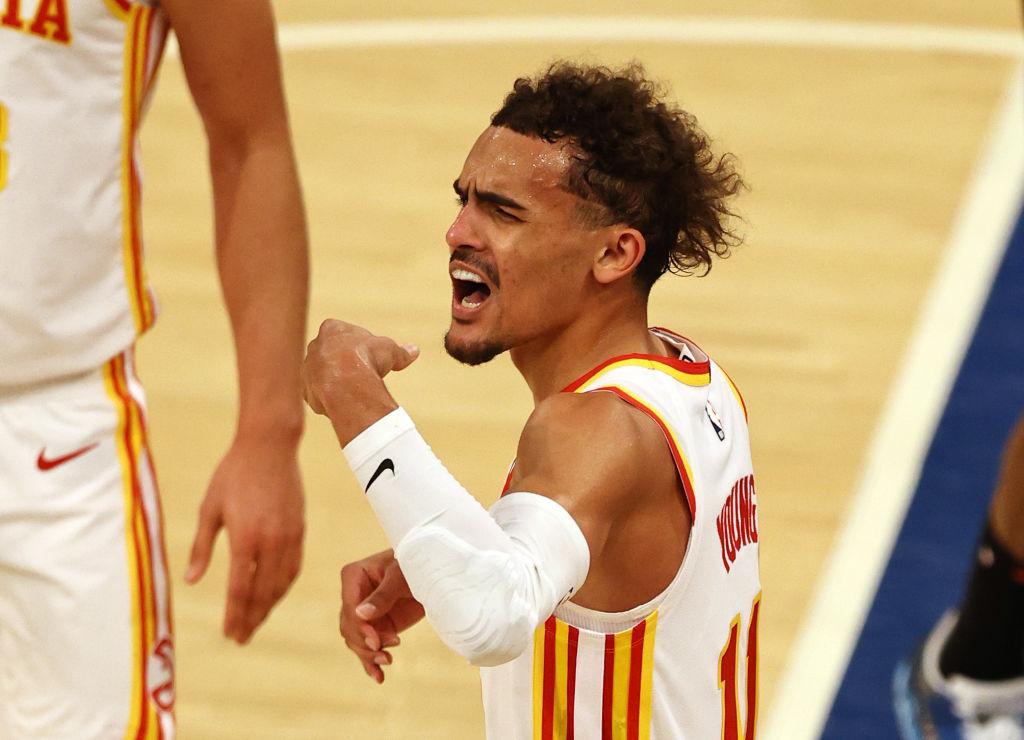 Atlanta Hawks vs. New York Knicks - Game Two