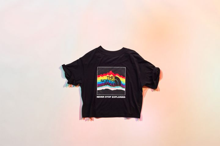The North Face Launches Limited Edition Pride Collection Benefitting LGBTQ+ Youth