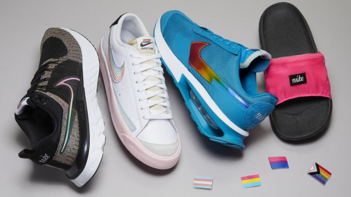 Nike 2021 Be True Collection