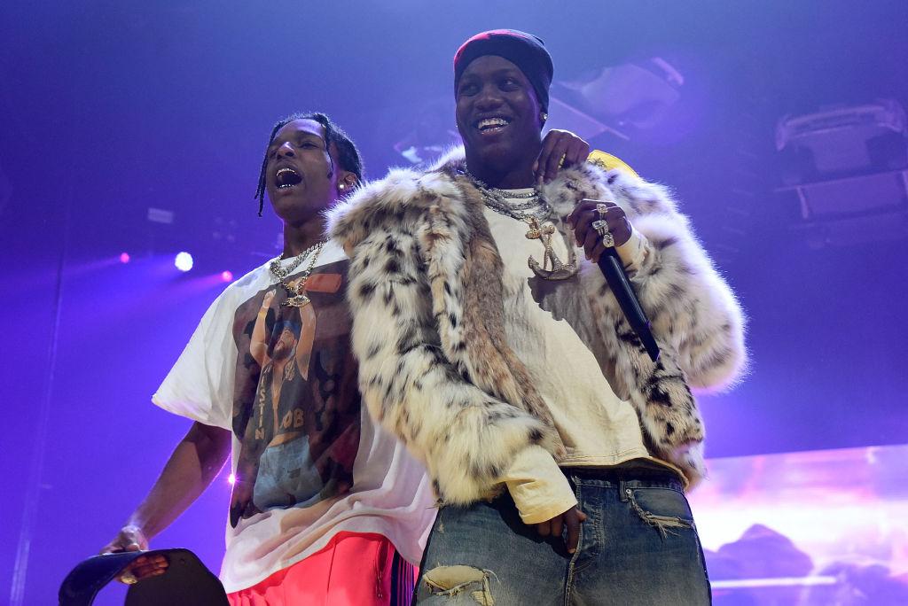 A$AP Mob Yams Day 2019