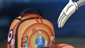 Sprayground's Space Jam: A New Legacy Backpack
