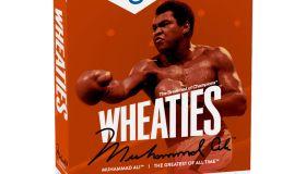 Wheaties Muhammad Ali Centennial