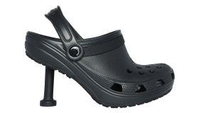 """Balenciaga X Crocs """"Stiletto Clogs"""""""