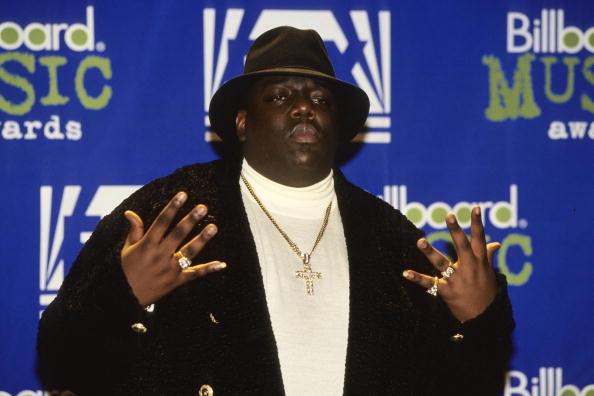Notorious BIG At Billboard Music Awards