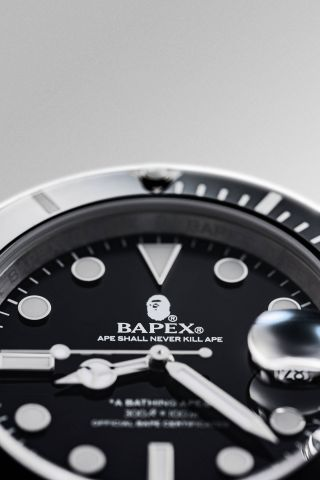 A BATHING APE BAPEX TYPE 1