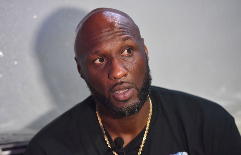 Twitter Had The Jokes Ready After Lamar Odom Knocked Out Aaron Carter During Celeb Boxing Match