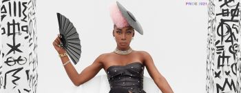 Angelica Ross x Cassius Pride Month Cover