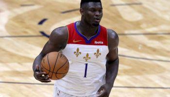 Golden State Warriors v New Orleans Pelicans