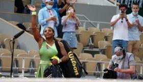 FRANCE-PARIS-TENNIS-ROLAND GARROS-FRENCH OPEN-WOMEN'S SINGLES