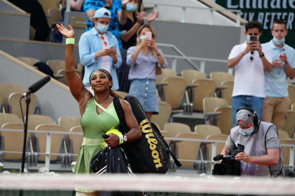Serena Williams Announces She Will Not Be Playing At The Tokyo Summer Games