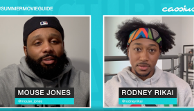 Cassius Summer Movie Guide e2 screenshot of Mouse Jones and Rodney Rikai