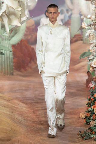 Travis Scott X Dior Spring 2022 Menswear Collection