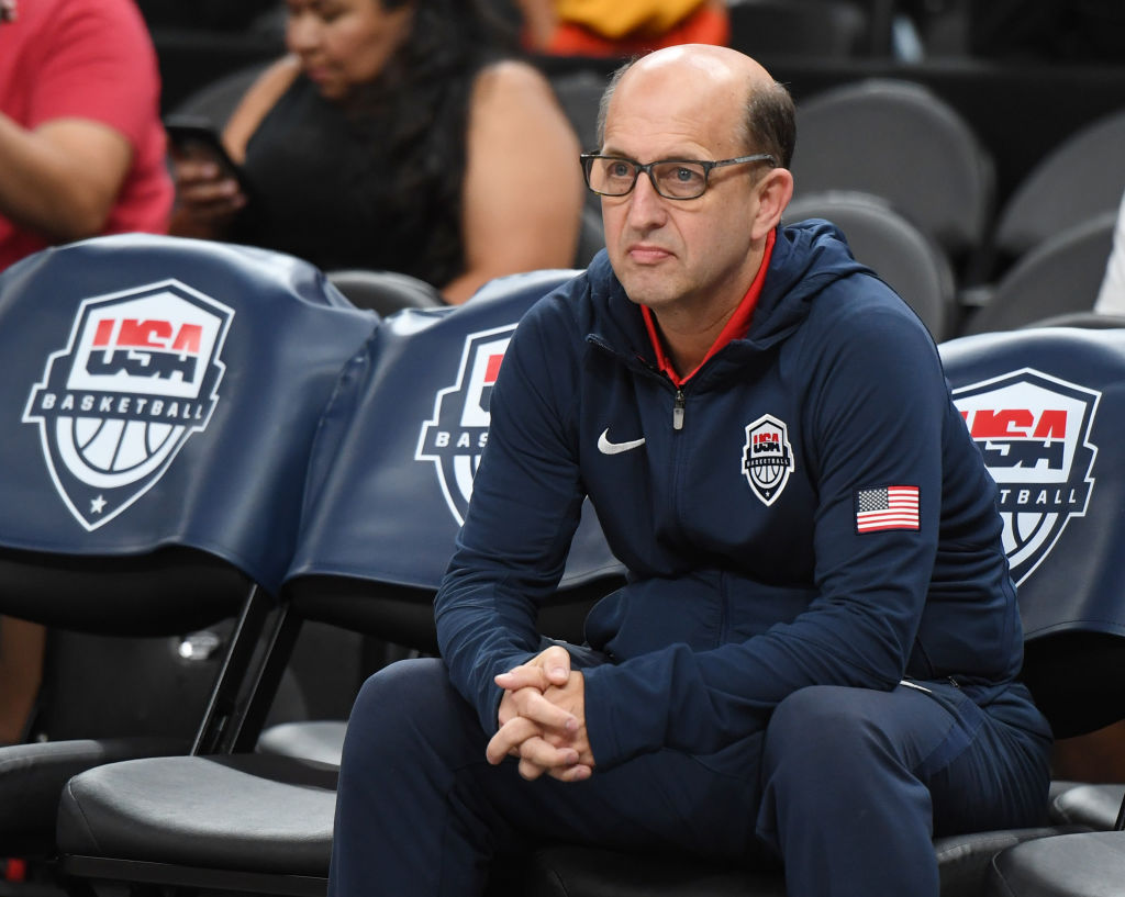 """Twitter Calls Out Jeff Van Gundy Following """"Sissification"""" Comment"""