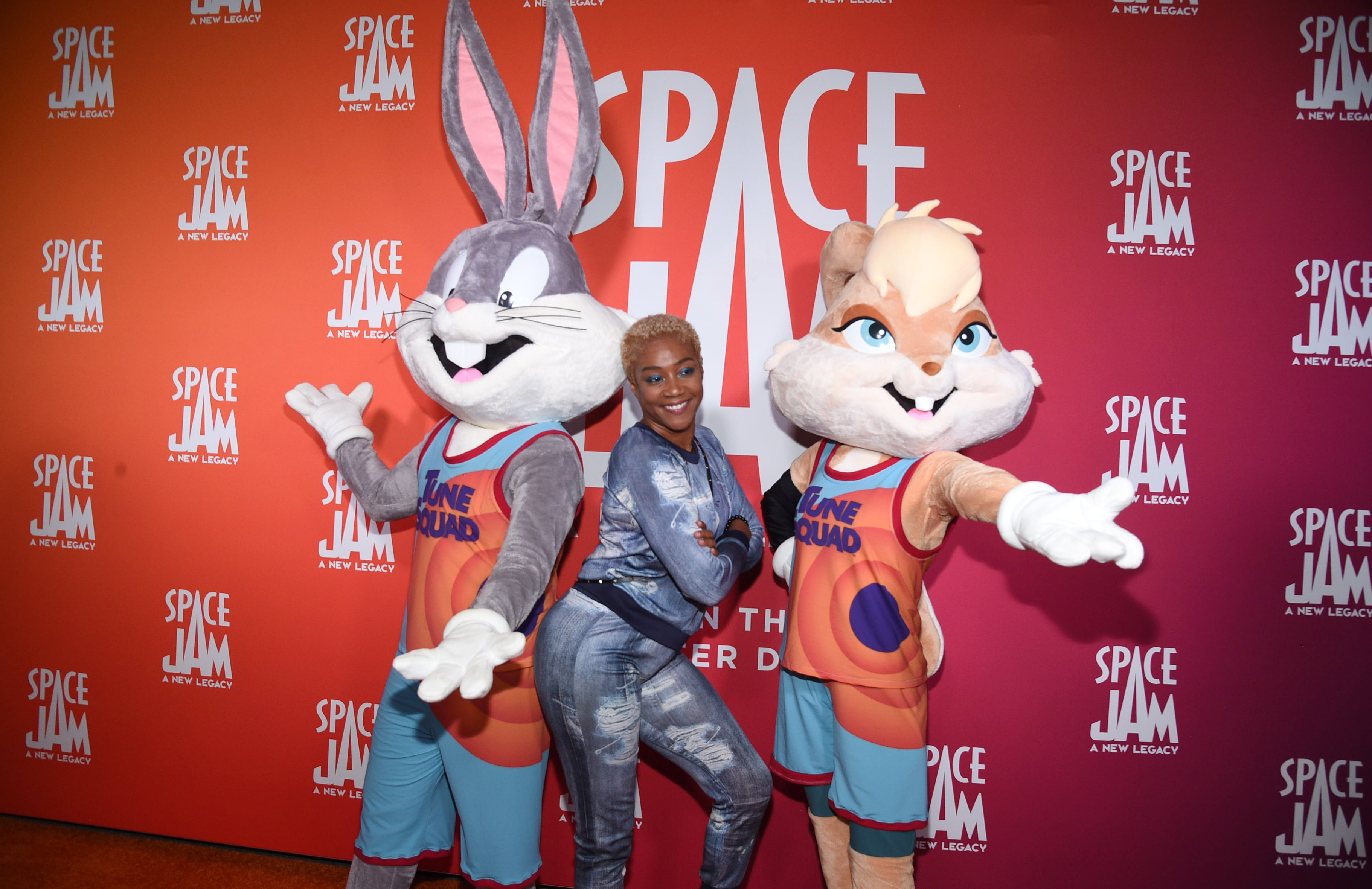 SPACE JAM: A NEW LEGACY IN THE PARK AFTER DARK