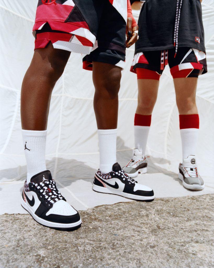 Jordan Brand x Quai 54 collection 2021