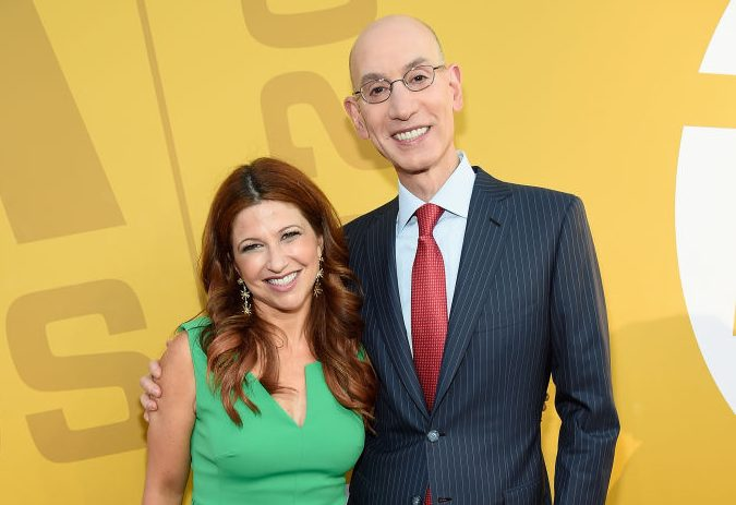 Adam Silver Says Rachel Nichols' Career Should Not Be Erased For 1 Comment