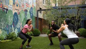 Optimum Nutrition® 5-Week Fitness Challenge