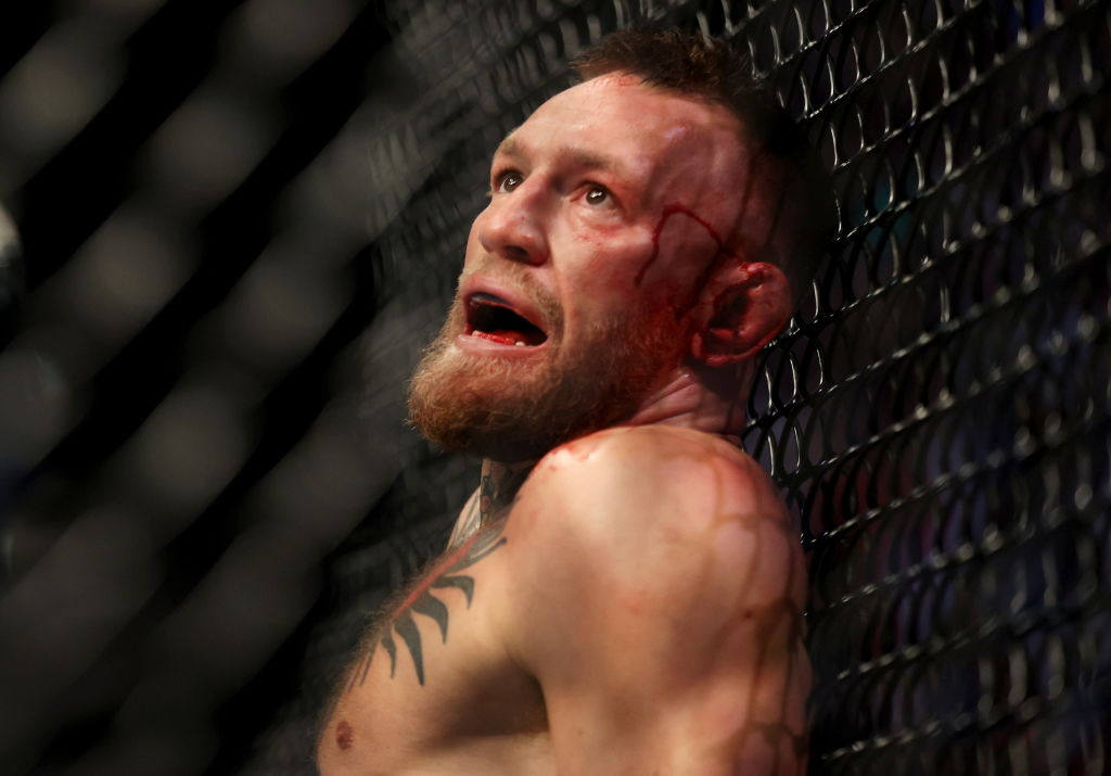 Conor McGregor Snaps Ankle In 1st Round TKO Loss To Dustin Poirier