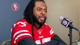 NFL: JAN 30 Super Bowl LIV - 49ers Press Conference