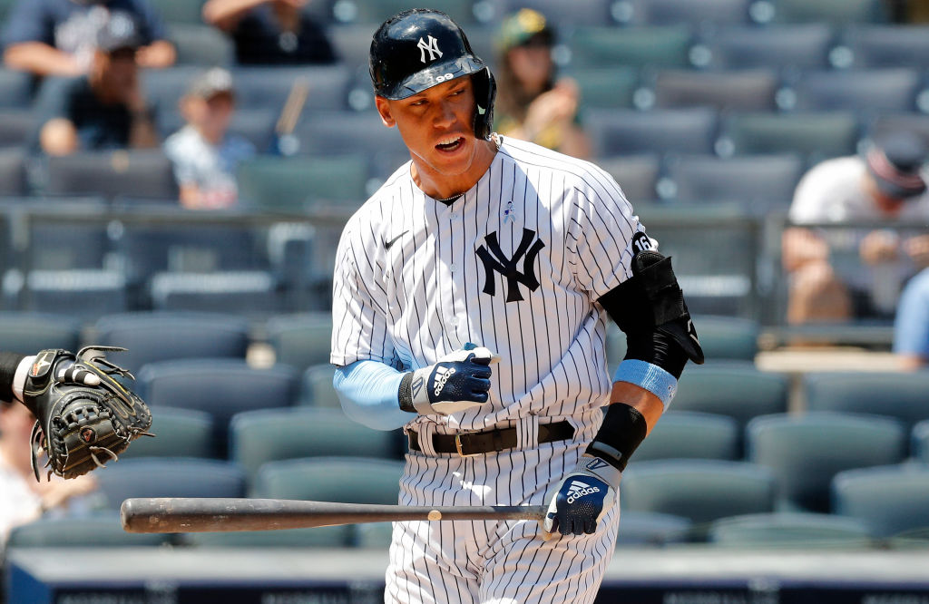 Aaron Judge Among Six New York Yankees To Test Positve For COVID-19