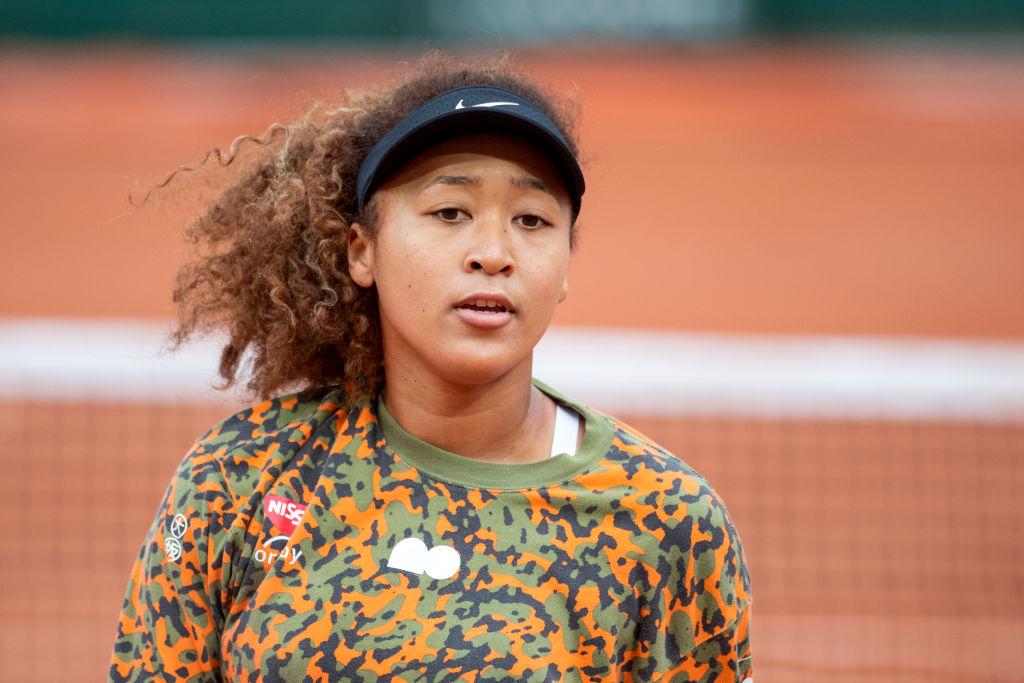 French Open Tennis. Roland-Garros 2021.
